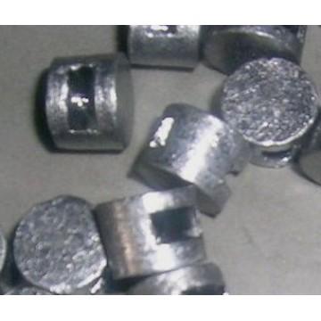 Пломбы свинцовые 8 мм
