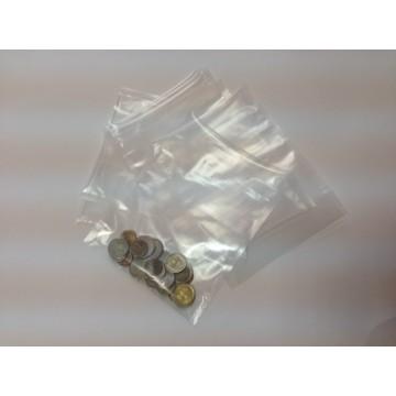 Пакеты для вакуумной  упаковки денег  150x200 мм